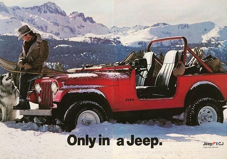 Pin De Angelito En Euforia Por Jeep Jeep Autos Publicidad