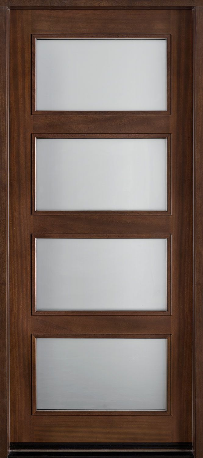 white single front doors. Entry Door In-Stock - Single Solid Wood With Walnut Finish, Contemporary Series, Model DB-823W White Front Doors