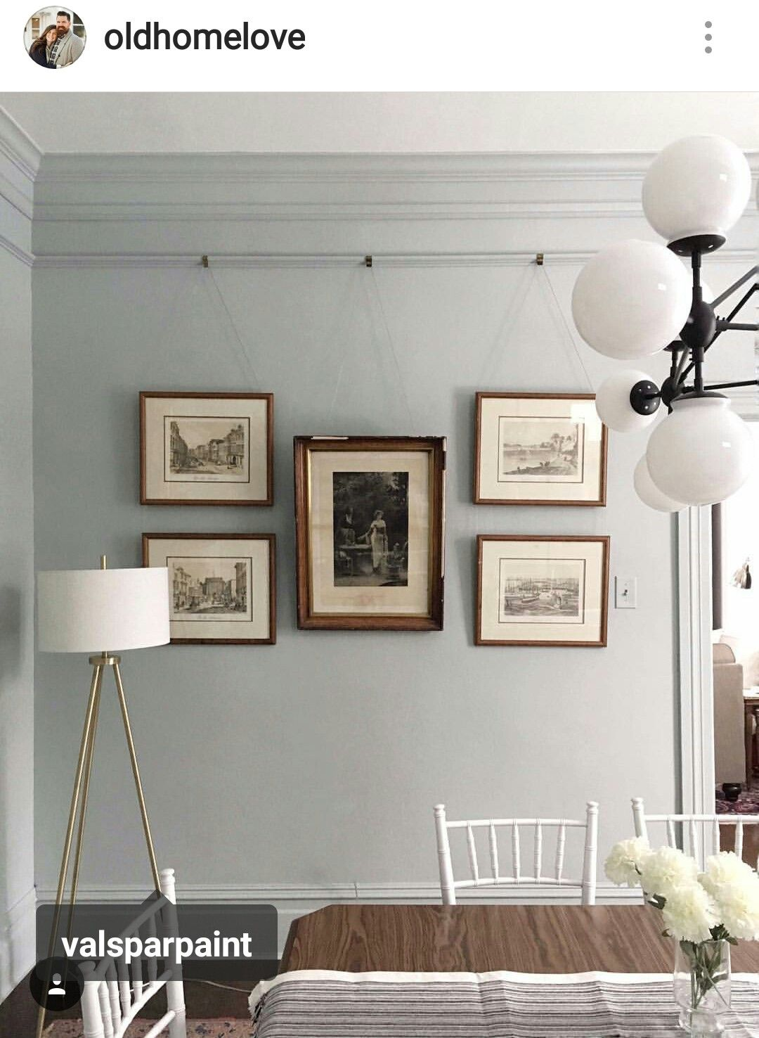 Soft silver sage by valspar similar to grey owl by benjamin moore