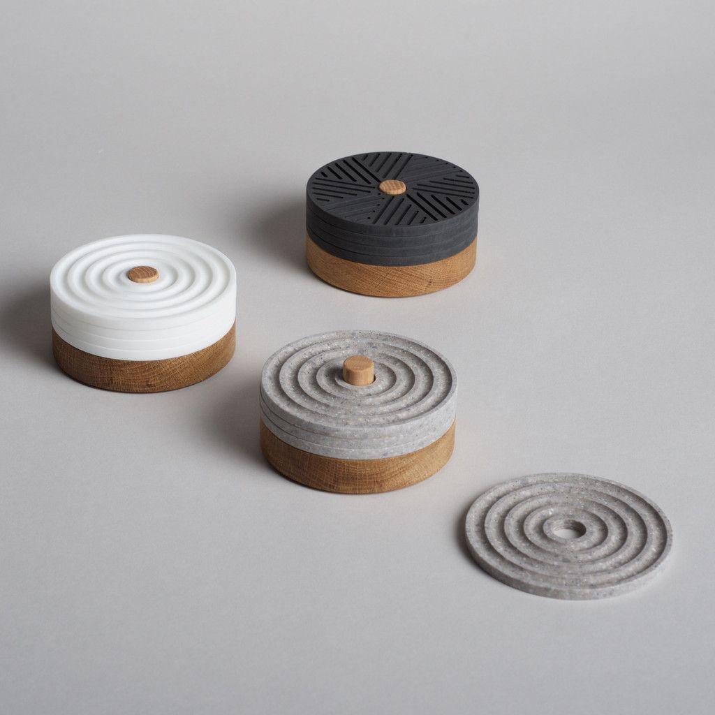 Nesting Coasters