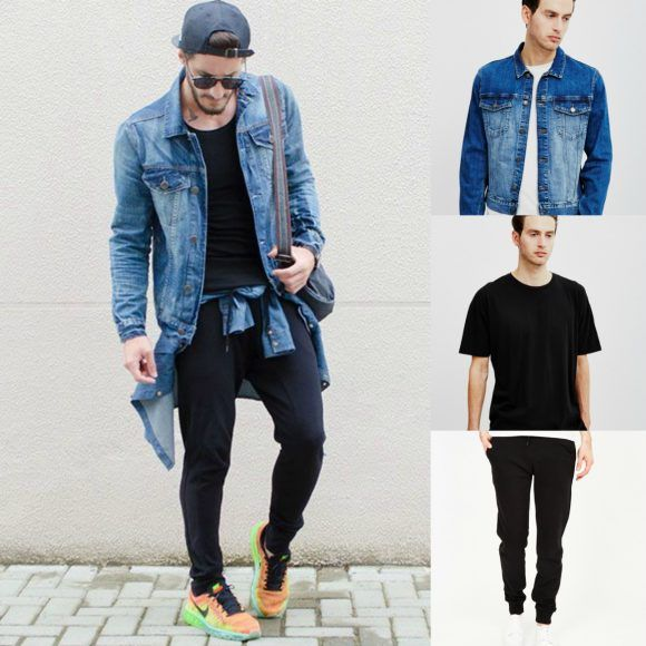 The Three Most Versatile Ways To Wear Joggers My Style Pinterest