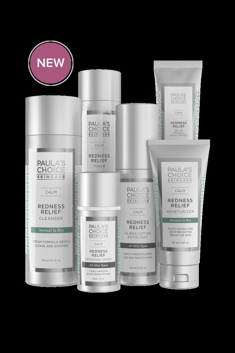 Calm Kit for Normal to Dry Skin  Rosacea Skin Care  Pinterest