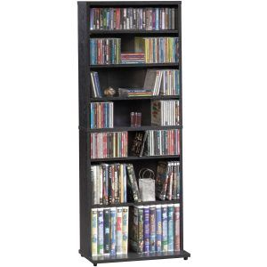 Stackable 36 Dvd Media Storage Cabinet  sc 1 st  Pinterest & Stackable 36 Dvd Media Storage Cabinet | http://jaredgrier.com ...