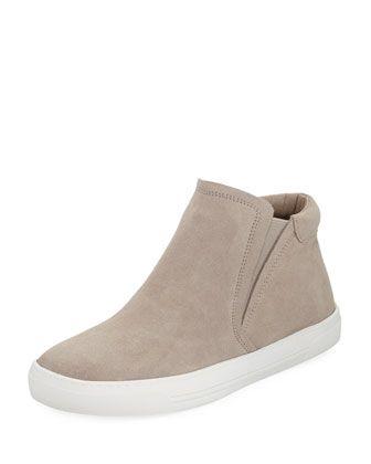 Dolce Vita XIO Chelsea Suede High-Top Sneaker #fallshoes
