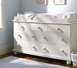 8fc4ccc01e45 catalina dresser | Pottery Barn Kids | P Nursery | Extra wide ...