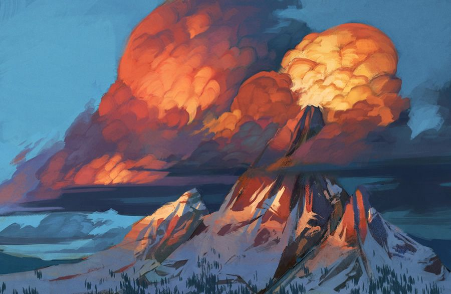 Superb Illustrations by Claire Hummel | Art, Environmental