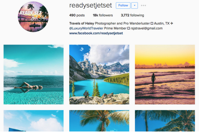 10 DREAMY TRAVEL INSTAGRAM ACCOUNTS TO FOLLOW NOW