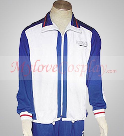 Prince Of Tennis Winter Jacket Cosplay Winter Jackets Jackets Athletic Jacket