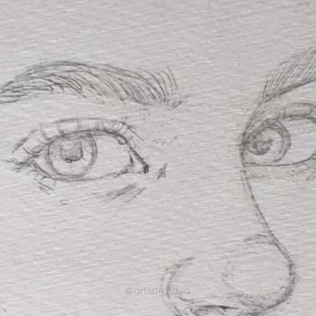 How to Draw Realistic Eyes | Step by Step