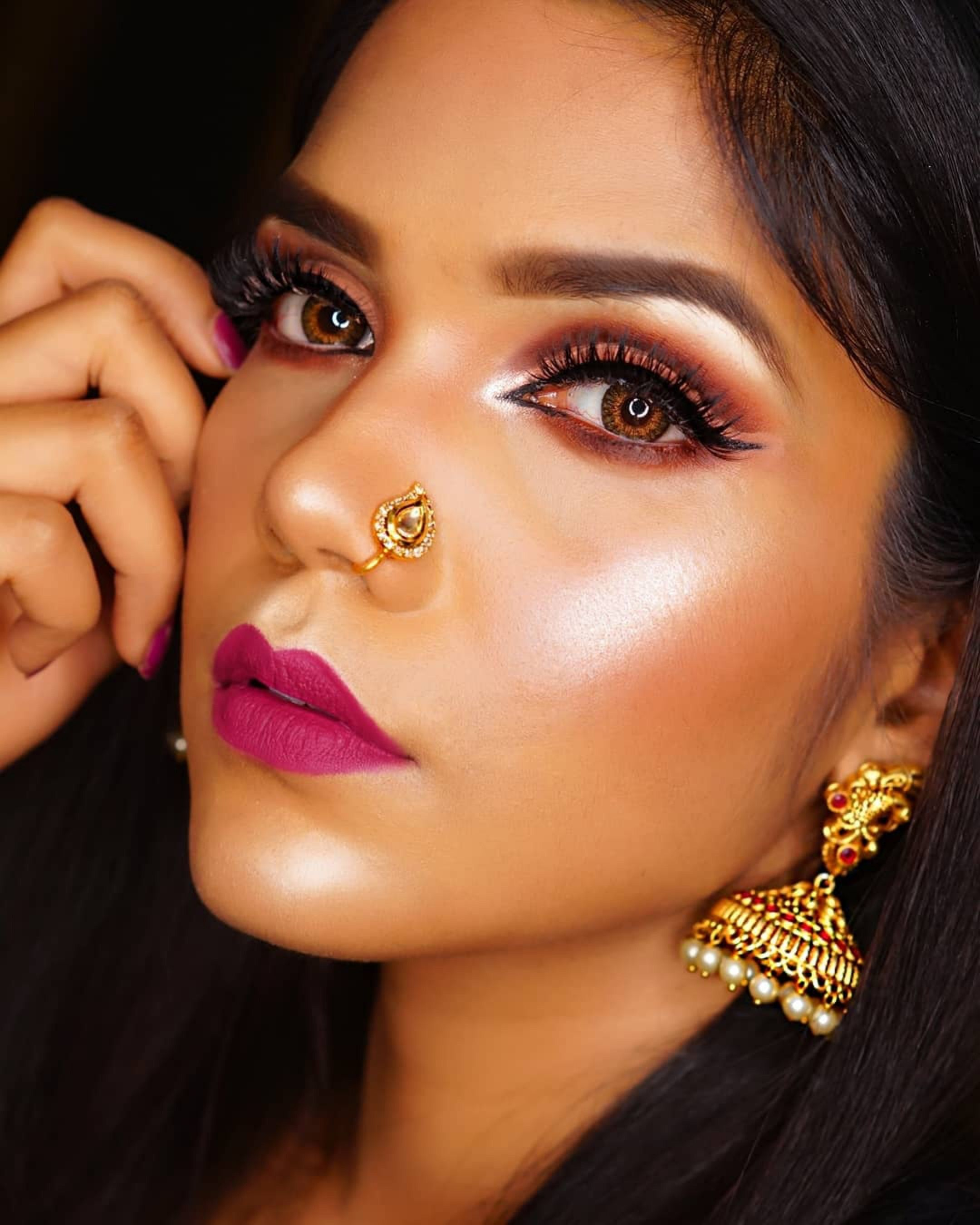 Indian wedding makeup Paraben free makeup brands, Vegan