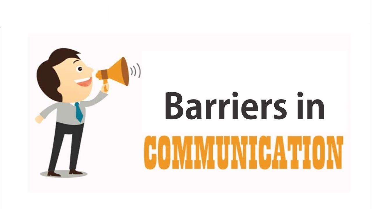 Barriers Of Communication Types Of Barriers To Effective Communication In 2020 Effective Communication Interpersonal Communication Communication