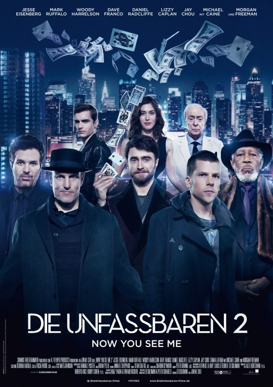 now you see me 2 streaming vf