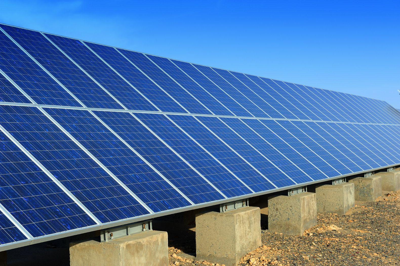 China Plans To Meet 2020 Emissions Goal By Tripling Solar Power Capacity Solar Solar Farm Used Solar Panels