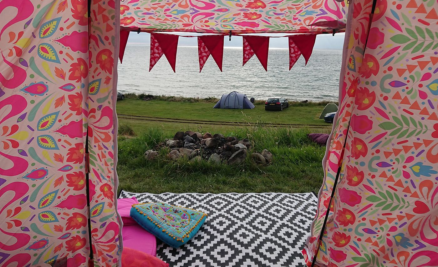 Get 15 Off Beautiful Bunting From The Cotton Bunting Company Bunting Outdoor Blanket Tent