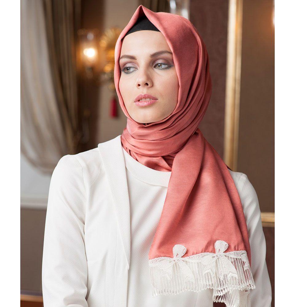Pin on Beautiful Hijab~Shawl~Scarf(Niqab~Khimar)