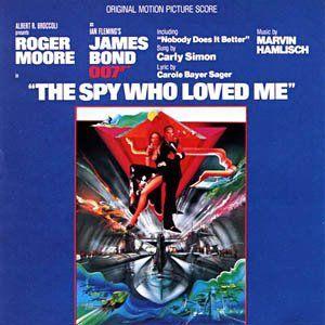 007 O Espiao Que Me Amava 1977 Marvin Hamlisch Carly Simon