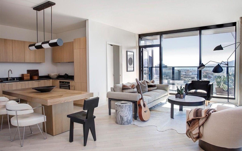 Hollywood Proper Residences Rentals Los Angeles Ca Apartments Com Furnished Apartment Hospitality Design Interior Design Living Room