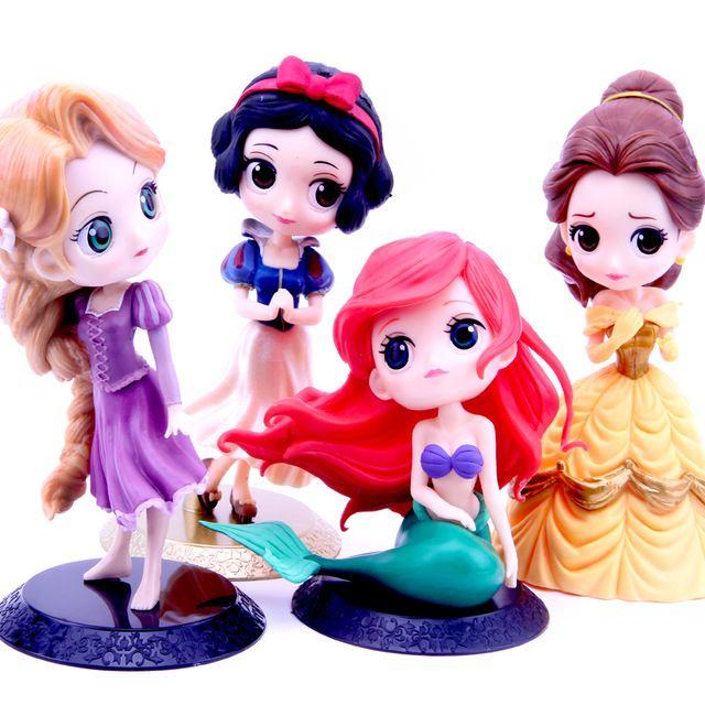 Alta Qualidade 14 Cm Anime Figura Branca De Neve Princesa Branca