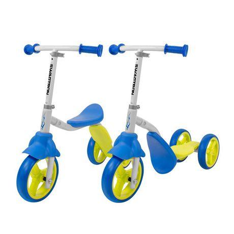 5941bef2d58 Swagtron K2 Toddler 3 Wheel Scooter & Ride-On Balance Trike in 2019 ...