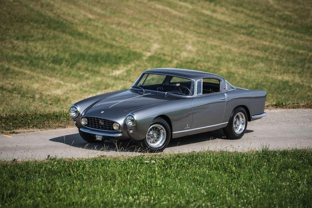 "1956 Ferrari 250 GT Coupe ""Boano Prototype""--Pebble Beach preview: 135 ""million dollar cars"" set for auction"