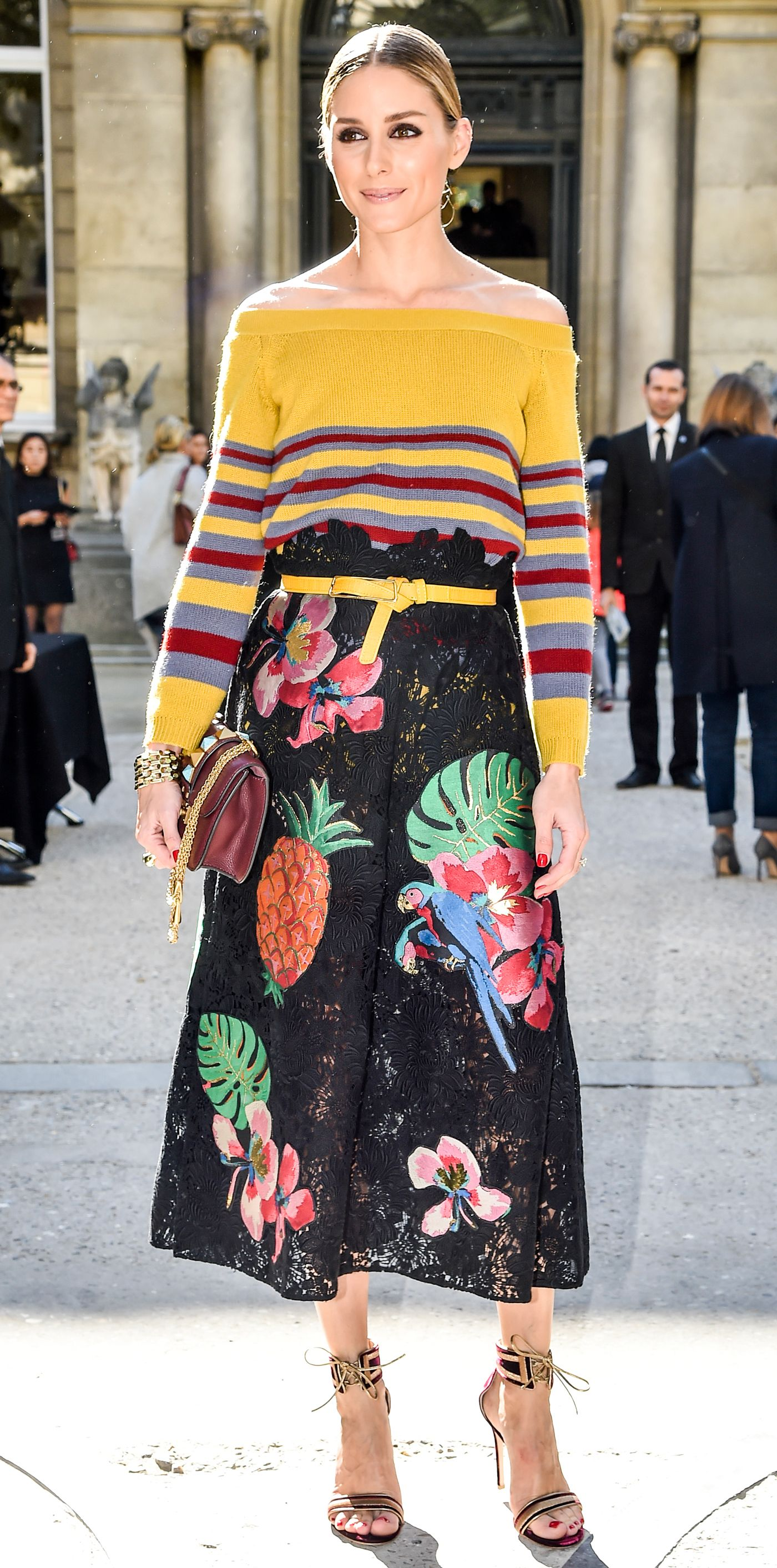 Olivia Palermo Owned Fashion Month—See 28 of Her Best Front Row-Ready Looks - VALENTINO  from InStyle.com