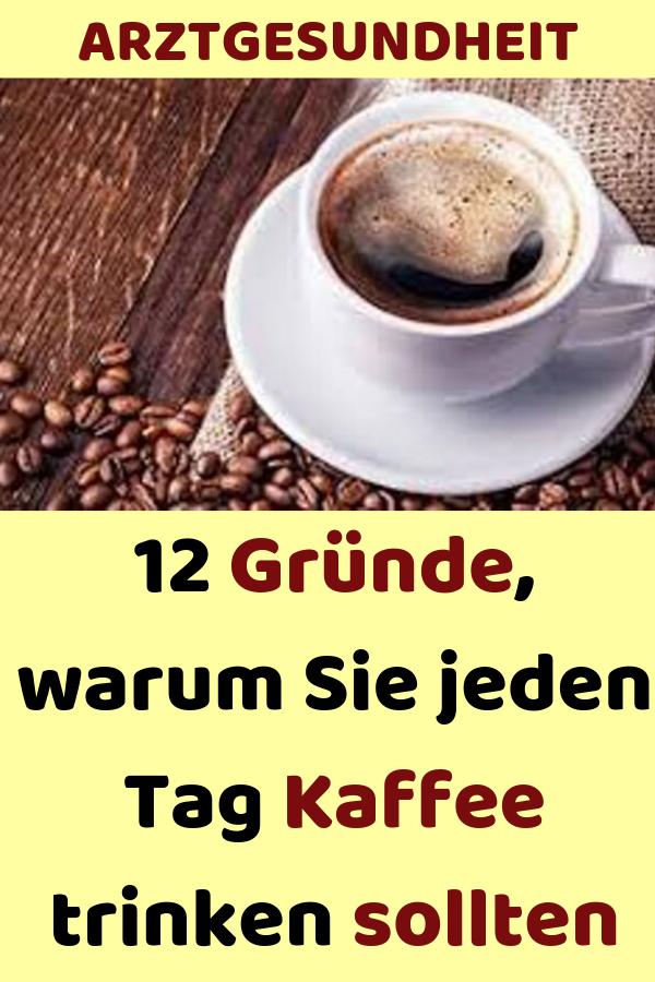 Kaffee trinken ist gut zum Abnehmen