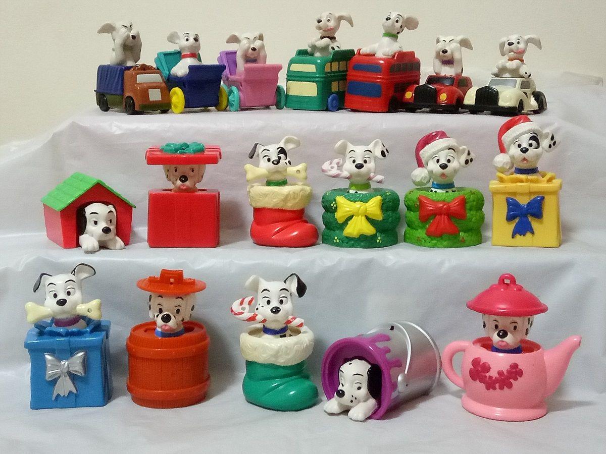 101 Dalmatians Mcdonalds Happy Meal Toys Happy Meal Toys Happy Meal Mcdonalds Mcdonalds Toys