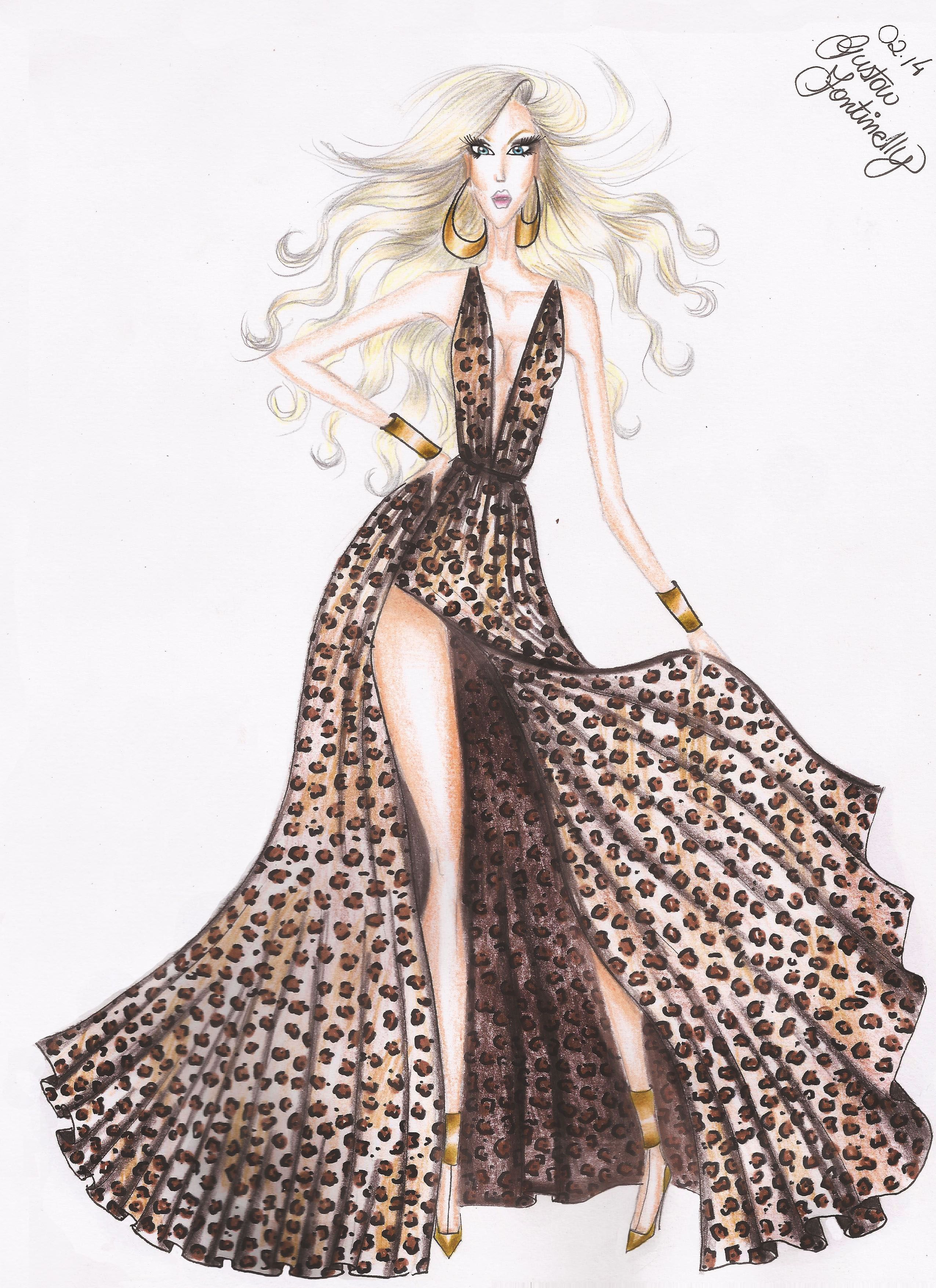 #fashion #fashiondesign #fashionillustrator # ...