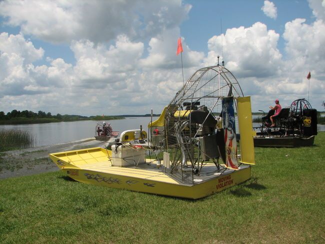 Scorpion Airboats Boat Airboat Bowfishing