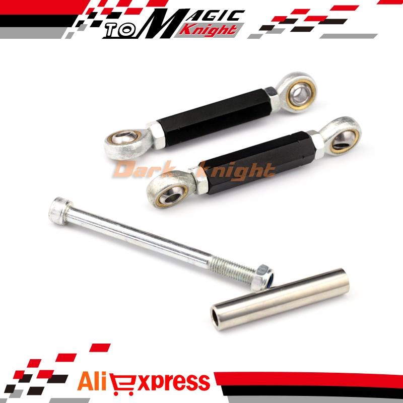 Rear Suspension Lowering Links Kit Adjustable For Honda CBR954 2002-2003