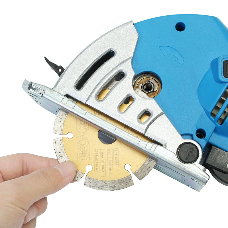 Hilda Jd3522c 500w Electric Mini Circular Saw Power Saws Hand Woodworking Saw Power Tools From Tools Industrial Scientific On Banggood Com