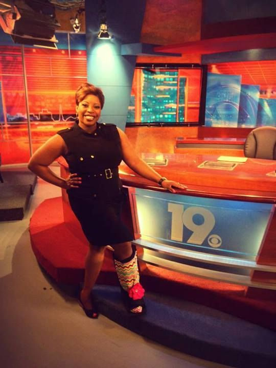 News Anchor Darci Strickland of WLTX Healing in Style! | Classy