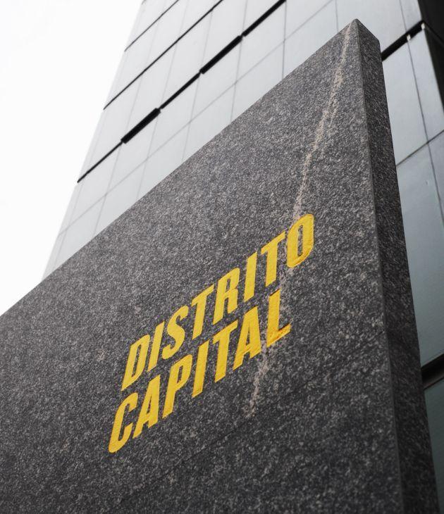 Distrito Capital Hotel #distritocapital #roomcritic