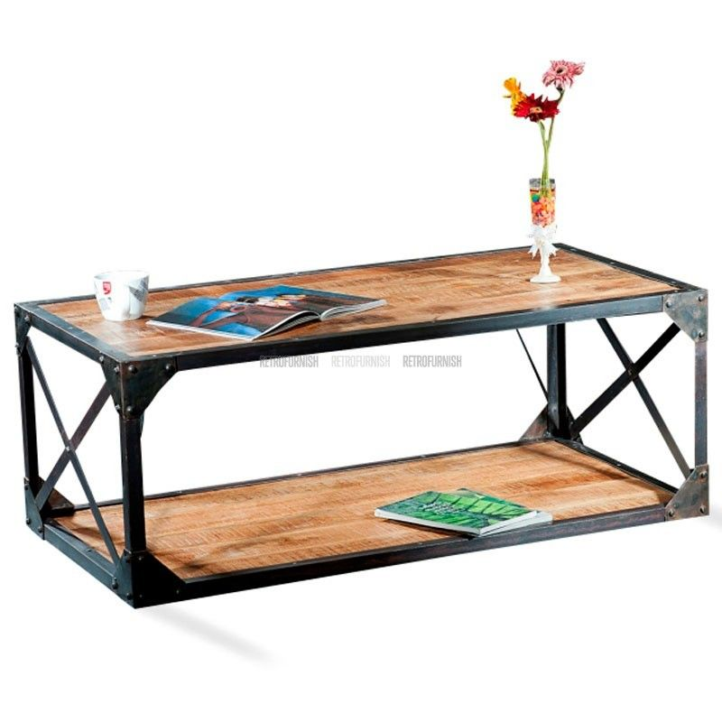 Warehouse Coffee Table Coffee Tables Tables Taules Sofa Pinterest Warehouse Tables