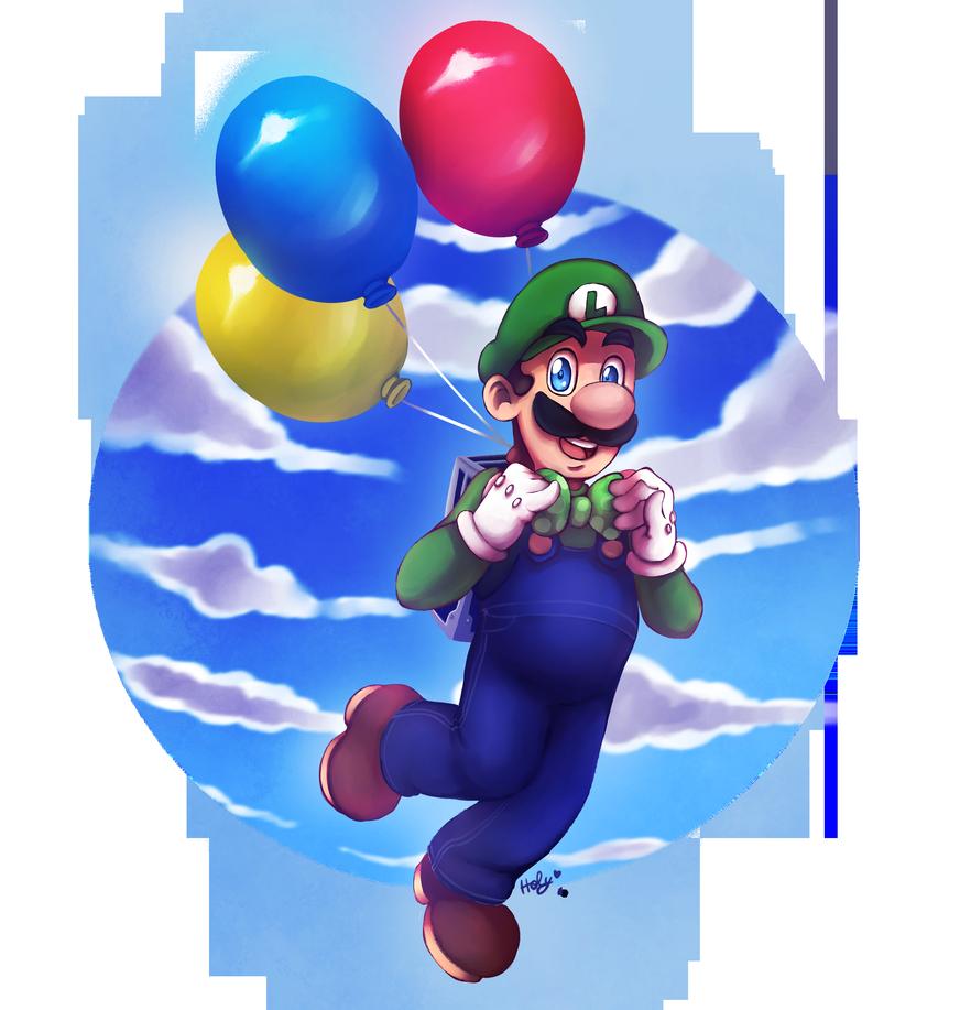 Luigi S Balloon World Super Mario Odyssey By Lc Holy On Deviantart Super Mario Bros Games Super Mario Story Mario