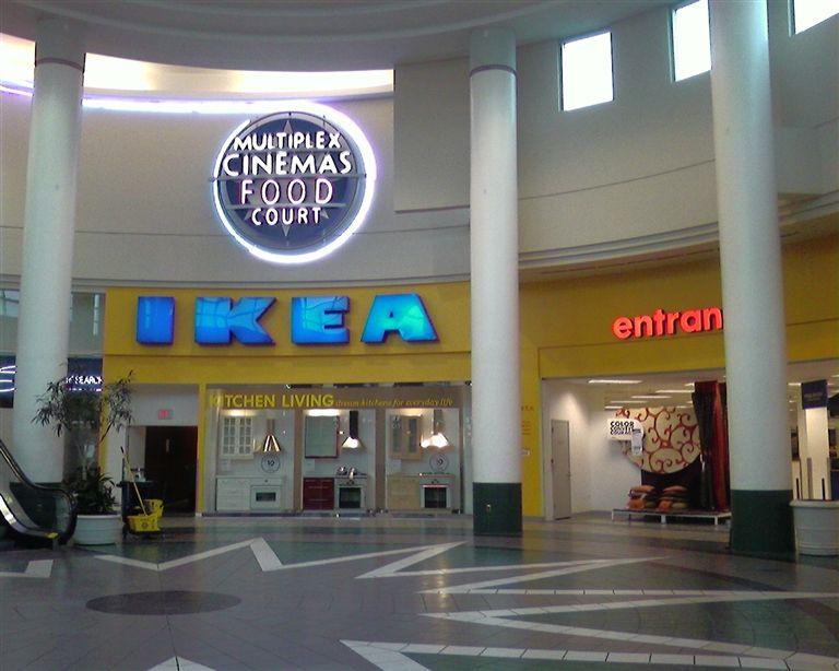 broadway mall hicksville ikea long island pinterest