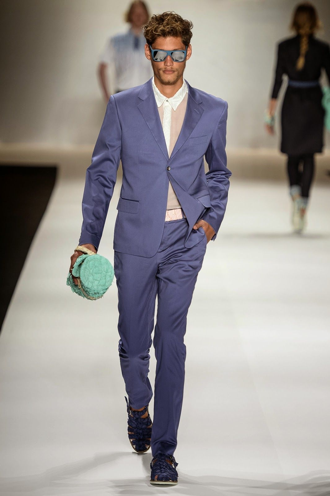 Male Fashion Trends: TNG Spring/Summer 2015 | Rio Fashion Week