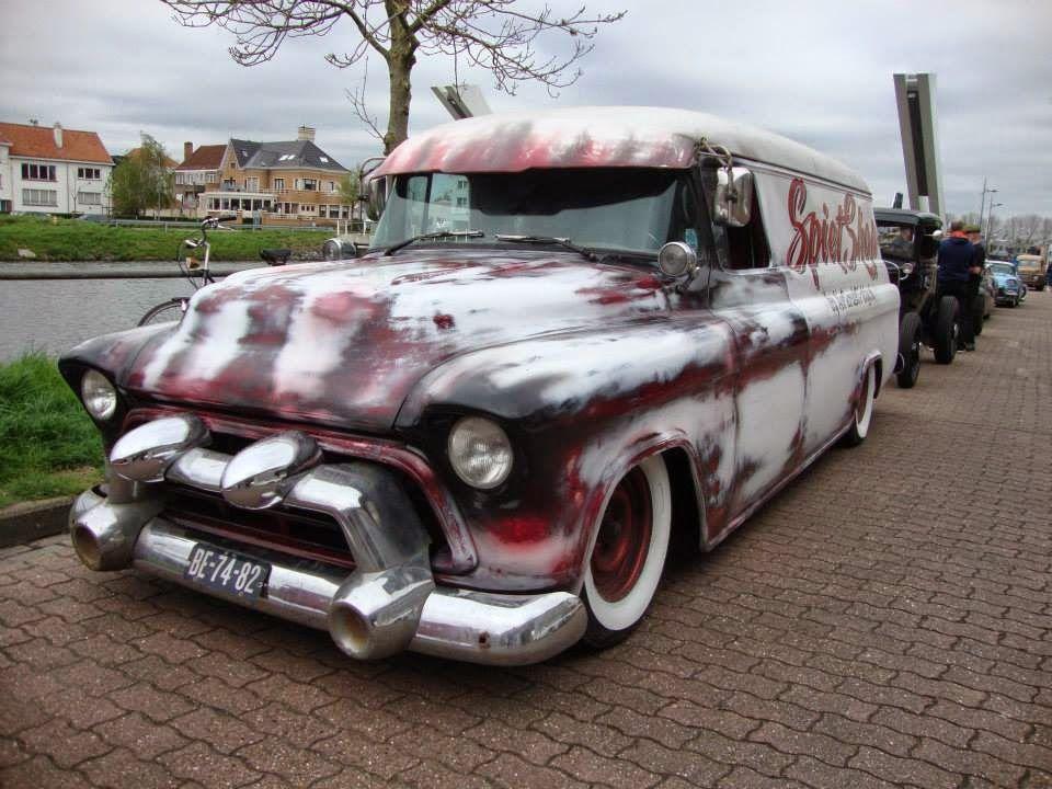 vintage chevrolet truck customs muscle cars rat rods hot rods drag scrapers. Black Bedroom Furniture Sets. Home Design Ideas