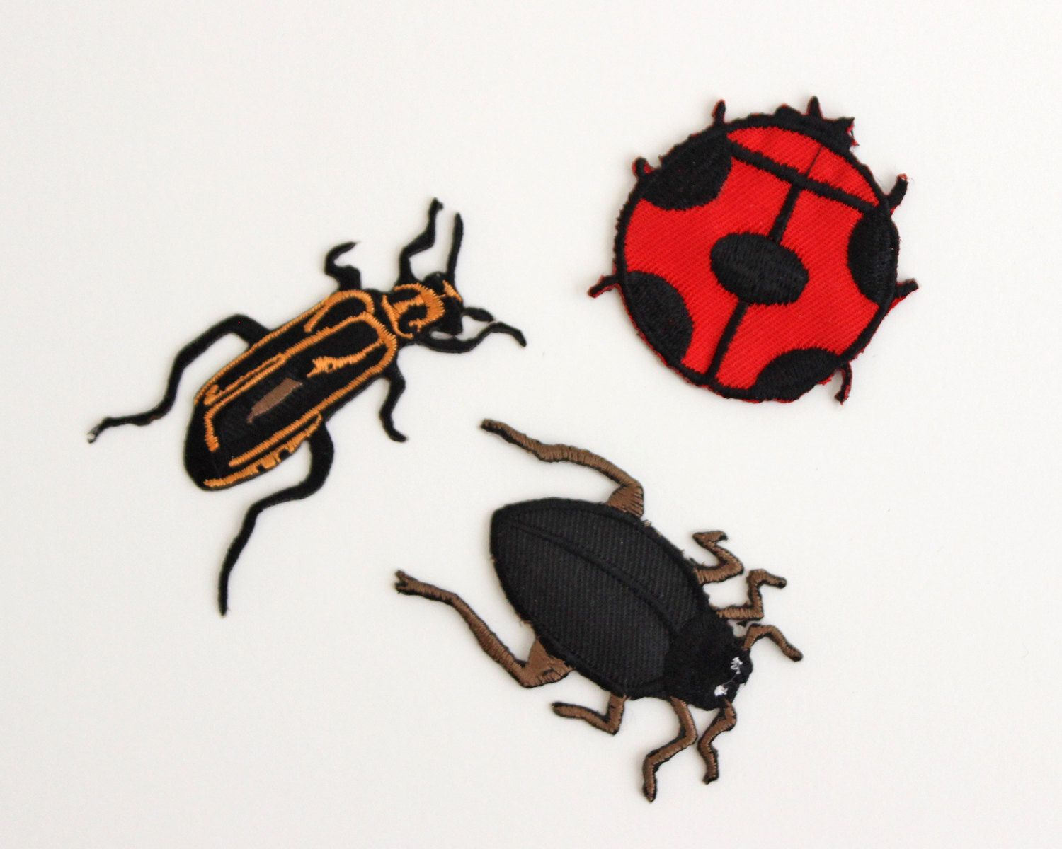 Image is loading NEW-OLD-STOCK-EMBROIDERED-SEW-ON-PATCHES-HOT-