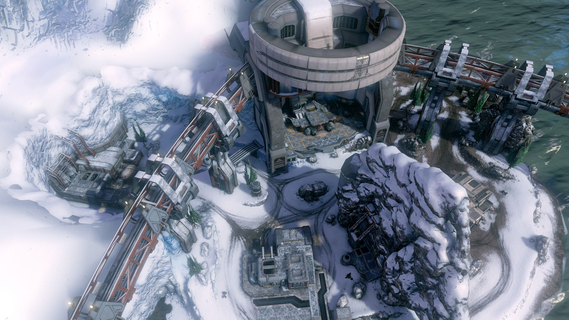halo maps - Google Search | New halo, Halo, Video game ...
