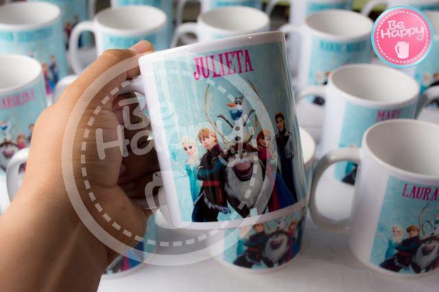 Be happy Dg: Mugs personalizados Bucaramanga