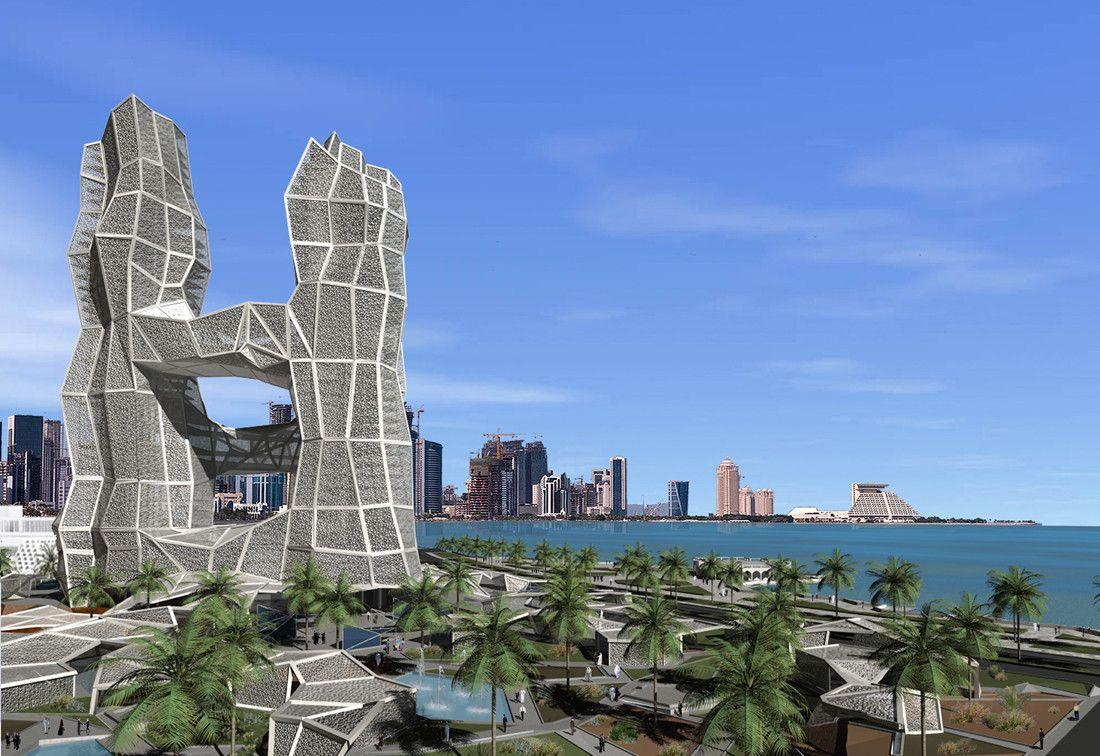 Alpha Project Vilalta Studio Qatar Travel Qatar Doha Doha