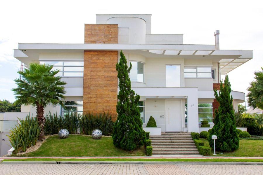 12 Fachadas de casas/sobrados maravilhosas por Robson Nascimento! - DecorSalteado #Modelosdecasas