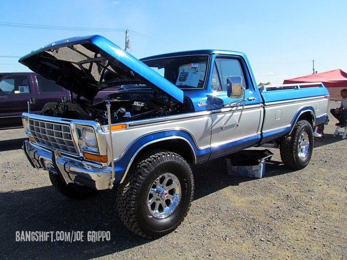 Trucks Trucks And More Trucks From Fords At Carlisle The