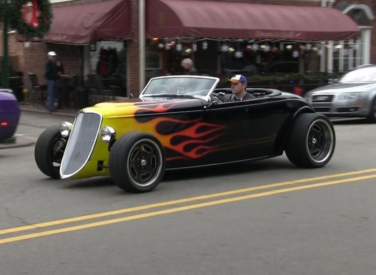 Awesome Driving The Ford Hot Rod You Can Buy Instead Of Build - Cool cars driving