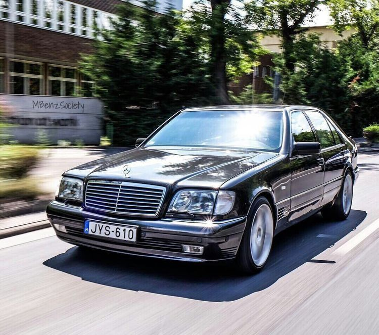 W140 Mercedes Benz S Class The Best Or Nothing The One