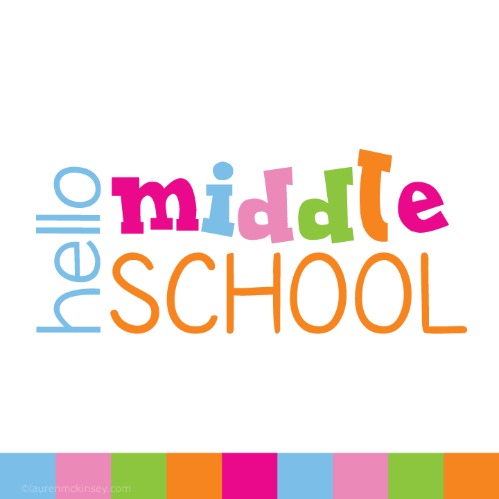 Clip Art Middle School Clipart 7th grade clip art hello middle school for girls complete collection pinterest shops and schools