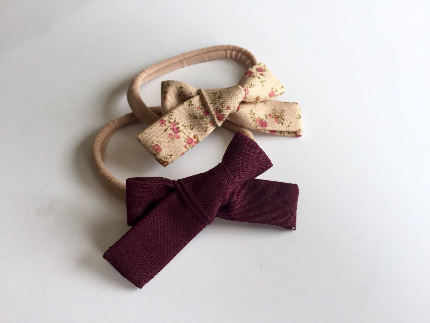 A personal favorite from my Etsy shop https://www.etsy.com/listing/262239590/rose-petal-headband-sethair-bow