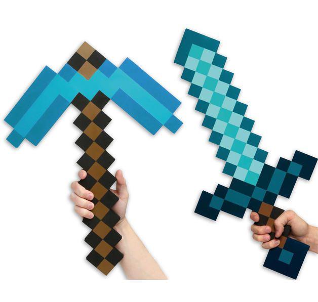 Minecraft Set Schwert Minecraft Schlafzimmer Minecraft Schwert