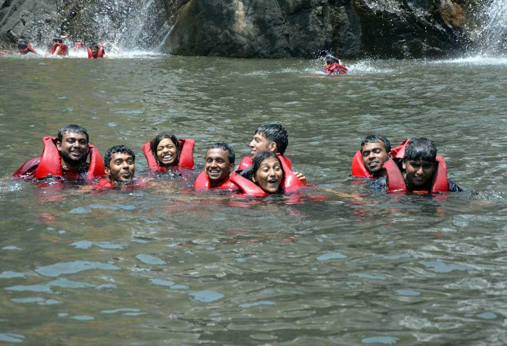Take the Dudhsagar Falls Jeep Safari tour and enjoy nature ...